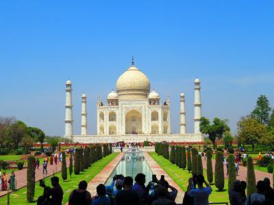 オヤジ、インド旅行中に帰国したくなりました(アーグラ編)。No4