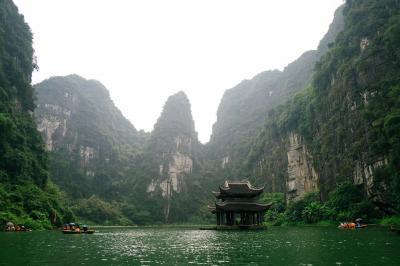 ハノイから日帰りでいける世界遺産「チャンアンの景観関連遺産」にいってきた