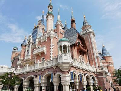 上海旅行 ディズニーランド