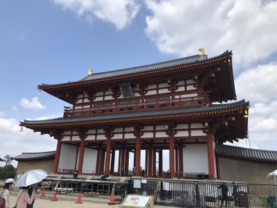 令和で最初の旅は歴史のある奈良へ