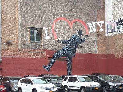 ニューヨーク!4日目