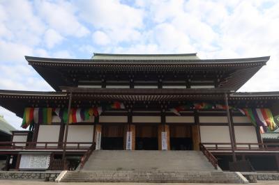 GWでも閑散とした朝の成田山新勝寺でゆっくりお参り今回は御朱印めぐりも