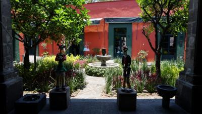 メキシコシティー、サン・アンヘル(San Angel)のお洒落なギャラリーやショップはお勧め!