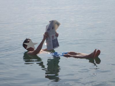 ヨルダン④死海