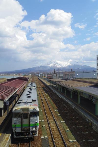 内浦湾を鉄道でグルっと廻る・北海道乗り潰し旅part6