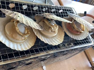 千葉・金谷港~海を眺めながら浜焼きを食べる旅