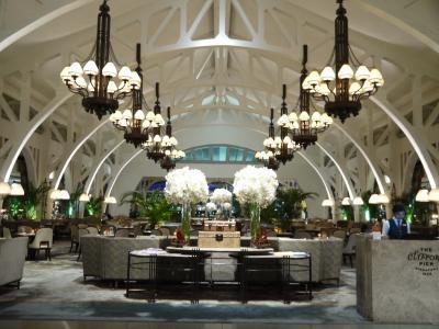 GWは3回目のシンガポール☆1日目 フラトンベイホテルに到着!シンガポールスリングで贅沢な時間を♪