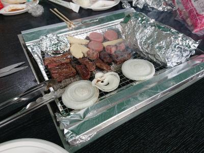デジキューBBQガーデン ビックファン平和島でのお手軽BBQと平和島競艇観戦