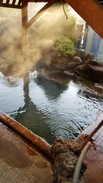 GW 北海道3泊4日 温泉&海鮮満喫の旅①(1日目 知内温泉)