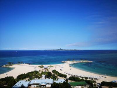 娘夫婦と2歳の孫と行く沖縄滞在記①