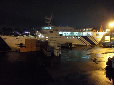 国境の地 対馬と博多を巡る触れ合い旅 その1 JAL国内線ファーストクラスと九州郵船「フェリーちくし」1等室に乗って対馬へ