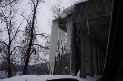 2019年3月は青森へ その1の一部 雪の十和田湖ドライブ 秋田側