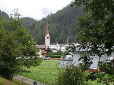 オーストリア・セルデン&ドイツ・ニュルンベルクとミュンヘンの旅【13】 レンゲンフェルトからフーベンへ