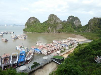 ハノイでベトナム料理満喫