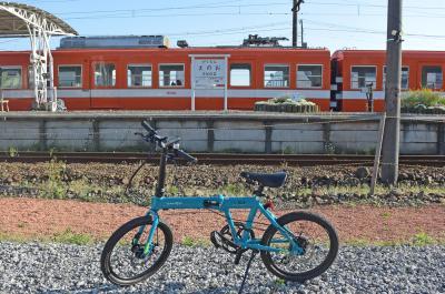 自転車でGO! 2019.05.02 =岳南電車線路沿いを走りました=