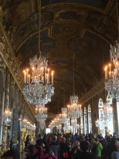 自分だけのパリを過ごそう!『自分で作る旅!』パリを遊び尽くす6日間③ヴェルサイユ宮殿~パリ