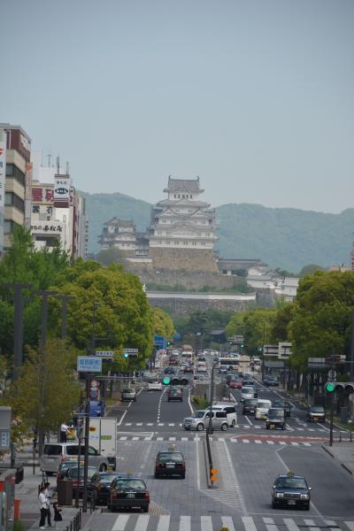 GW遠出せず少しだけ足伸ばして 姫路城