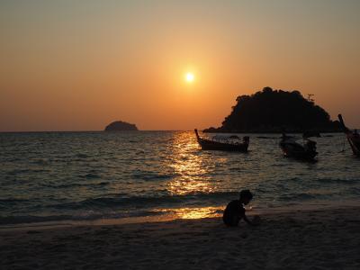 母と子3人旅 シェムリアップ&リペ島&バンコク ⑨