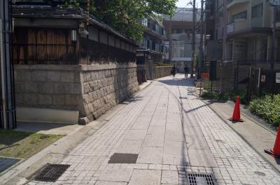 石畳の街めぐり 神戸 岡本