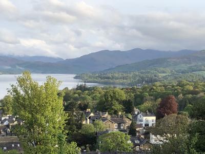 イギリス旅行その2 湖水地方~綺麗な空気と鳥の声に癒される