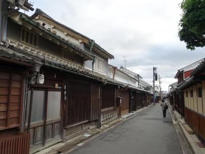 江戸時代の街並みを色濃く残す今井町。駆け足で巡った1時間のプチトリップ
