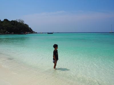 母と子3人旅 シェムリアップ&リペ島&バンコク ⑪