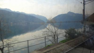ゆったりミラノ滞在の旅(08) スイスのチューリヒへ一人旅 上巻。