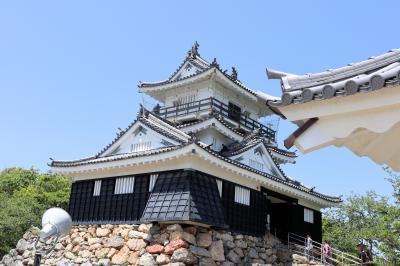 浜松城ぶらり旅~400年前の石垣が残る浜松城と元城町東照宮でハートの灯籠とにゃんこを見つけた旅