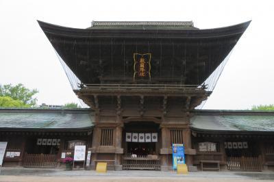 5泊6日九州の神社巡り2019(1日目・2日目)