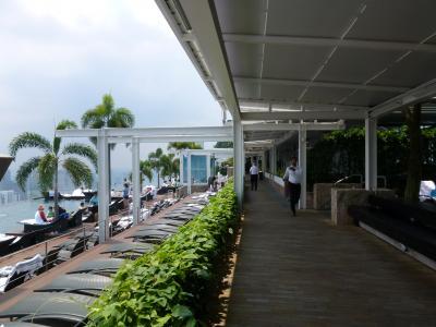 シンガポール5日間 4日目「天空のプール」