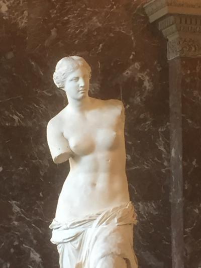 自分だけのパリを過ごそう!『自分で作る旅!』パリを遊び尽くす6日間④ルーブル美術館~シャンゼリゼ~モンマルトル