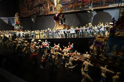 平成~令和を東京で。その2【江戸東京博物館】