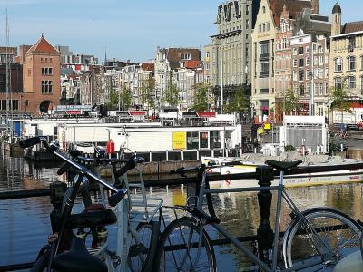 GWオランダひとり旅