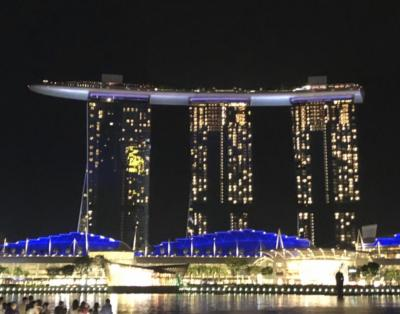 4歳子連れ初シンガポール