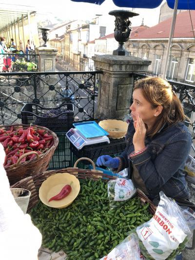 【スペイン・ポルトガルの旅】3.ガリシア料理を楽しむ