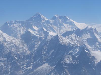 ネパール4泊5日 カトマンズとルンビニとエベレスト