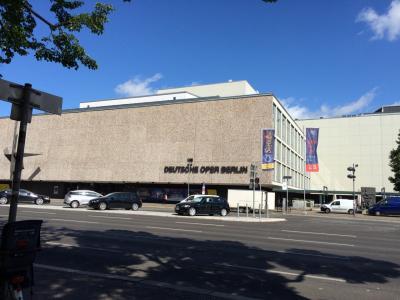 ウィーン・ベルリン音楽の旅   < その3 > 第2日 ドイツ オペラ ベルリン