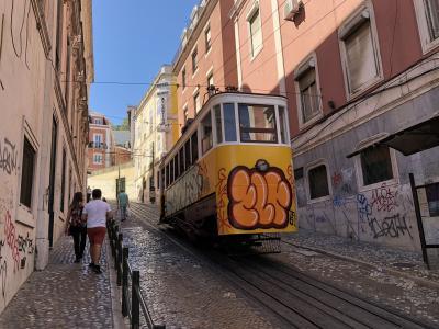 【スペイン・ポルトガルの旅】5.リスボン彷徨
