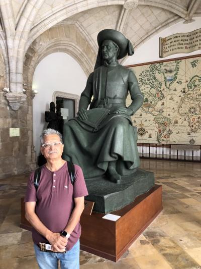 【スペイン・ポルトガルの旅】8.ベレン地区を歩く