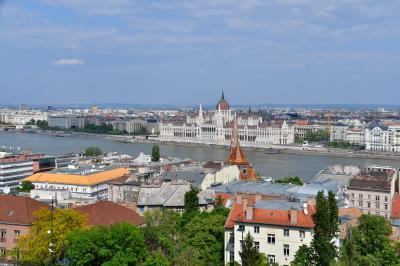 ハンガリー旅行-11:ブダペスト(観光客が増えだした)