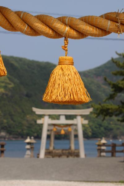 古代からの架け橋②対馬 古事記の地、そして日本軍の遺構へGO