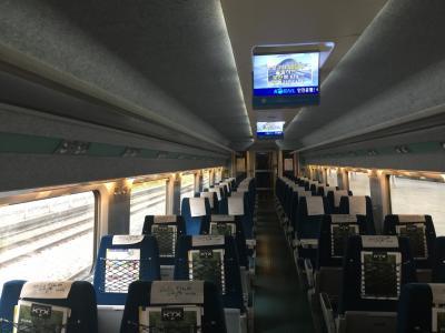 韓国GW13連休11日目KTXで釜山へ行って短縮帰国 結局11日間の旅行