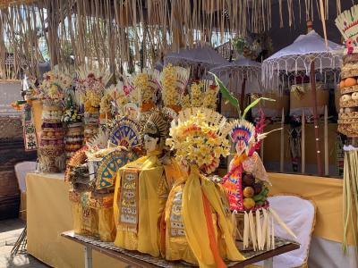 大切な儀式「ポトンギギ」