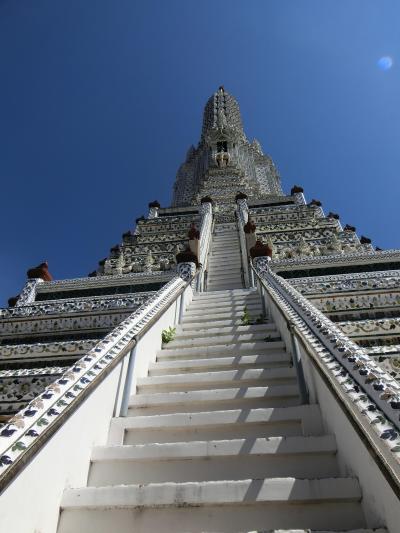 旅行大好き!12歳と9歳の子連れの旅☆タイ・バンコク3日目 バンコク観光