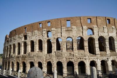 イタリアに新婚旅行~10日間で11の世界遺産を巡るツアー:②ローマ編