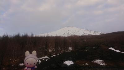2019GW☆富士山須走口5合目で令和の初日の出を見てみよう