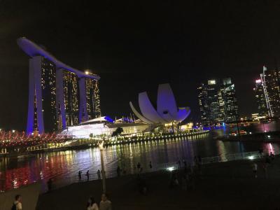 3回目のシンガポール!アジア嫌いの夫がシンガポールは大好きになりました