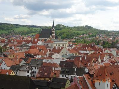 ドイツ・中欧の珠玉の街を満喫 ベルリン・ドレスデンとチェコ、オーストリア周遊9日間の旅  その2