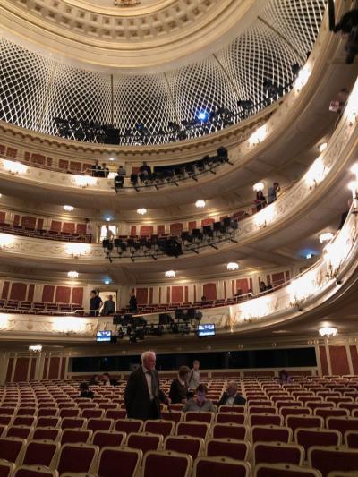 ウィーン・ベルリン音楽の旅    < その 3 > 第3日 夜 ベルリン国立歌劇場