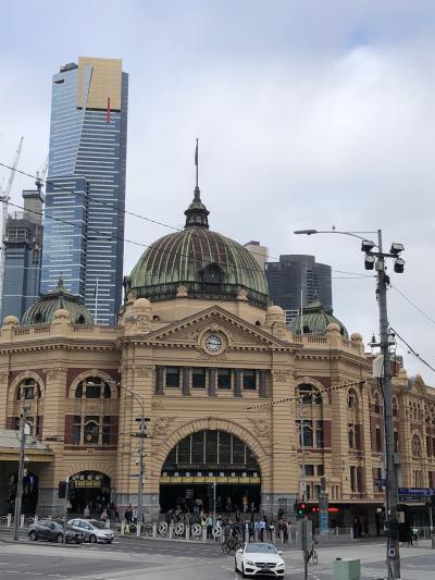 2019年GW旅行1 初めてのオーストラリアも弾丸で ギュギュっとメルボルン
